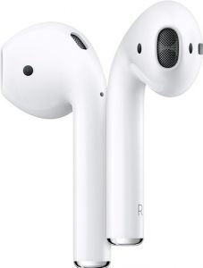 Beste earbuds - Apple AirPods 2