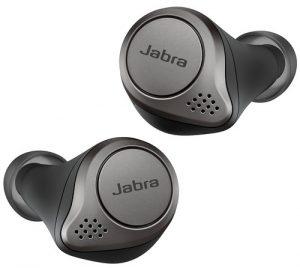 Jabra Elite 75t WLC Titanium