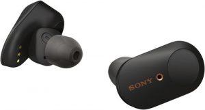 Sony oordopjes