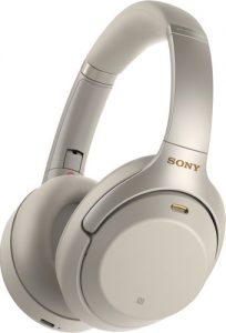 Beste noise cancelling koptelefoon - Sony WH-1000XM3